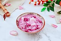 #肉食者联盟#紫薯山药糯米粥的做法