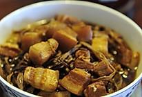 干豆角炖五花肉的做法