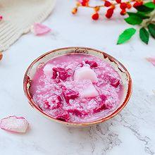 #肉食者联盟#紫薯山药糯米粥