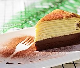 提拉米苏巧克力千层蛋糕的做法