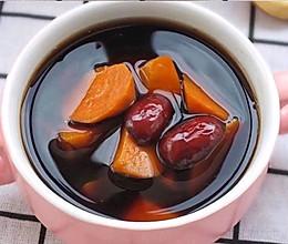 秋食:古法红枣番薯汤的做法
