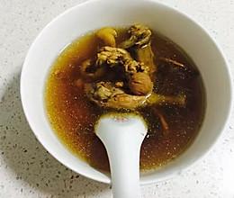 天麻三七水鸭汤的做法