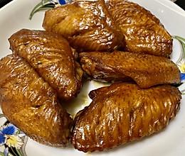 初试烤箱菜之蜜汁烤鸡翅的做法