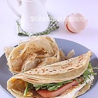 详解手抓饼做法及其最流行吃法