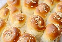 【东菱DL-T12面包机试用3】蜂蜜脆底小面包的做法