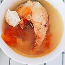 低脂番茄豆腐鱼汤