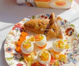 """#2021创意料理组——创意""""食""""光#水果蛋盅沙拉碗的做法"""