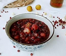 桂圆莲子红豆粥的做法