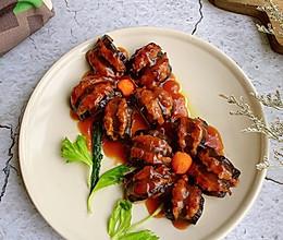 #以美食的名义说爱她#满园春色 茄子酿肉