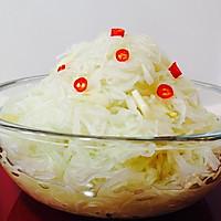 芥香芥菜疙瘩(苤蓝疙瘩)的做法图解5