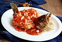 松鼠鳜鱼#我的品道美食#的做法