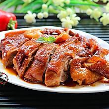 电饭锅三杯鸭#飞利浦智芯IH电饭煲#