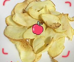 空气炸锅苹果干的做法