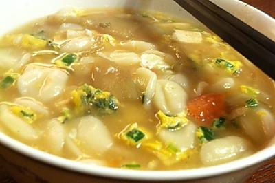 豆氏烩麻食