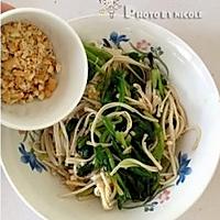 润肠排毒的凉拌金针菠菜的做法图解7