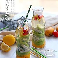 水果蜜冰茶的做法图解7