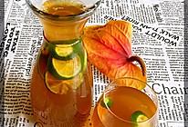 冰爽蜂蜜柠檬茶的做法
