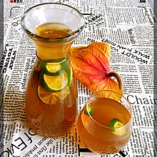 冰爽蜂蜜柠檬茶