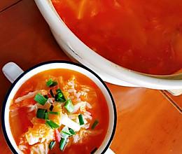 酸汤饭的做法