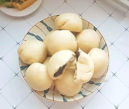 比超市卖的还好吃的简易版豆沙包:学会它再也不用去超市买了的做法