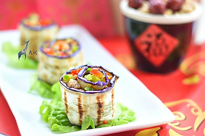 紫衣玉带盏-喜庆新年菜