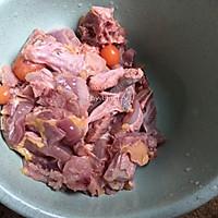 花胶炖鸽滋补汤的做法图解8