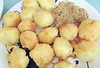 炸鸡蛋土豆泥的做法