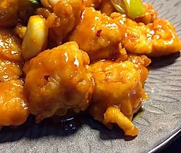 香酥番茄龙利鱼的做法