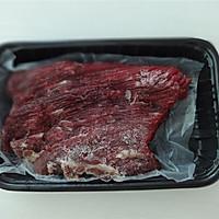 看球赛怎能少的下酒菜——香辣牙签牛肉的做法图解1