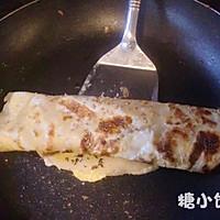 【火腿鸡蛋饼】的做法图解7