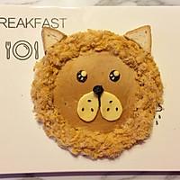 儿童早餐—狮子吐司的做法图解7