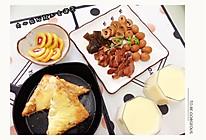 #换着花样吃早餐#香浓玉米汁的做法