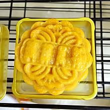 自制奶黄月饼