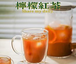 夏日冰饮丨港式柠檬茶丨咖啡萃取法的做法