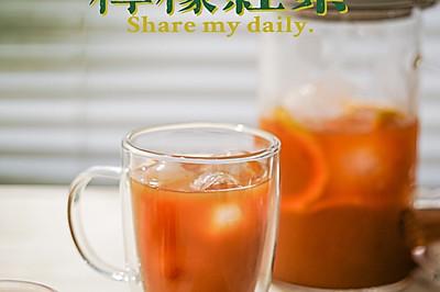 夏日冰饮丨港式柠檬茶丨咖啡机萃取法