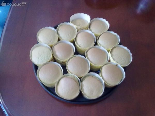 抹茶清水蛋糕的做法