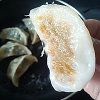 水煎饺的做法图解6