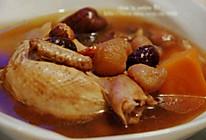 桂圆鹌鹑汤的做法