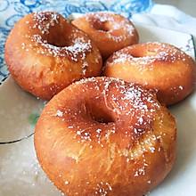 #换着花样吃早餐#甜甜圈