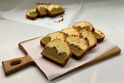 【下午茶】抹茶云呢拿磅蛋糕
