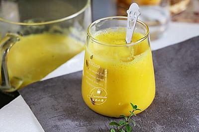 喝不够的饮品-芒果奶昔