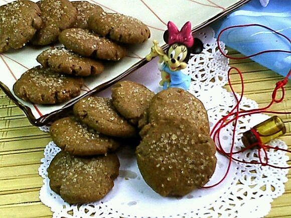 砂糖摩卡饼干的做法