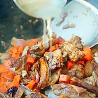 营养下酒菜--干煸孜然小羊排的做法图解17