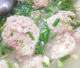 豆腐圆子【水煮版】的做法