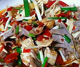 李孃孃爱厨房之一一爆炒双脆的做法