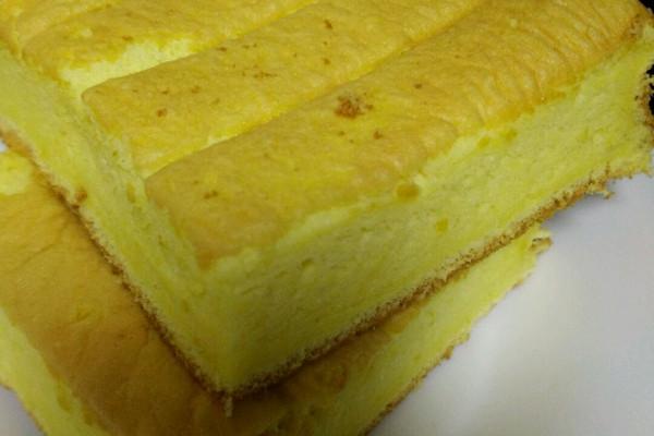 方蛋糕的做法