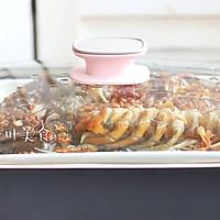 蒜蓉粉丝蒸波士顿龙虾的做法图解10