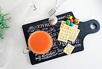 苹果橙子胡萝卜汁----汉美驰破壁机的做法