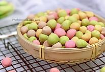【宝宝辅食】果蔬旺旺小奶豆(24+)的做法