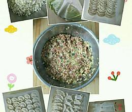 卷心菜猪肉水饺的做法
